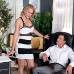 Valerie needs a cock in her ass, and she gets it