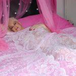 Net Curtains Around My Bed