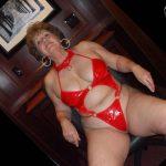 Red Hotel PVC Teddy