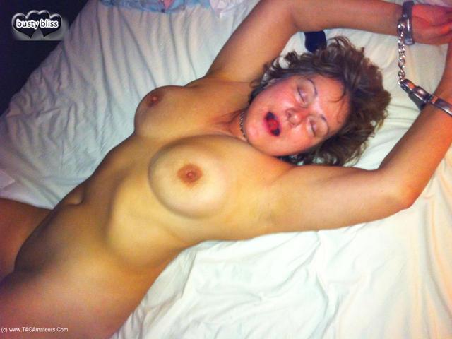 Cuffed  Horny