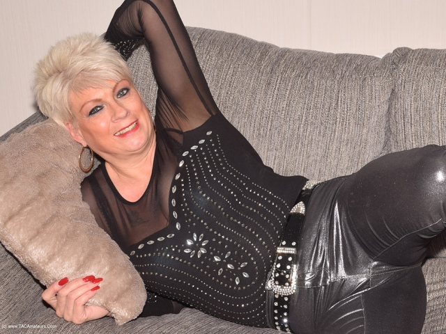 Black Leather Trousers Pt2