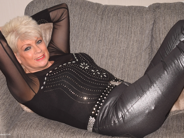 Black Leather Trousers Pt3