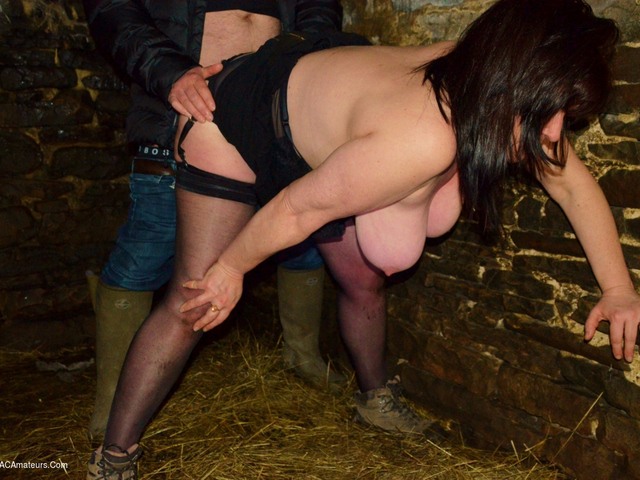 Banged In A Barn Fucked By A Farmer Pt1