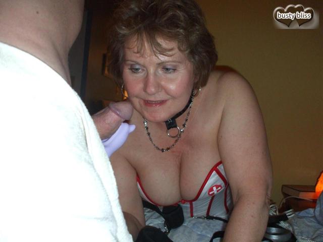 Busty Nurse  Booby Bliss