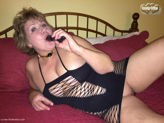 Cumming Hard In My Black Lace Up Straps
